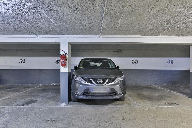 Parking Clisson - Paris location
