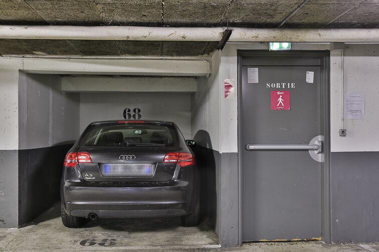 Parking Clisson - Paris sécurisé