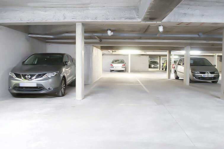 Parking Centre-ville - Livry-Gargan 36 avenue du Maréchal Leclerc
