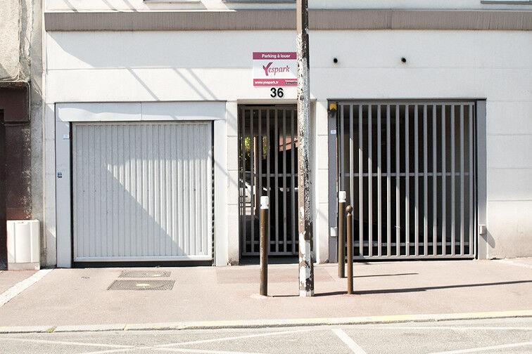 Parking Centre-ville - Livry-Gargan 93190