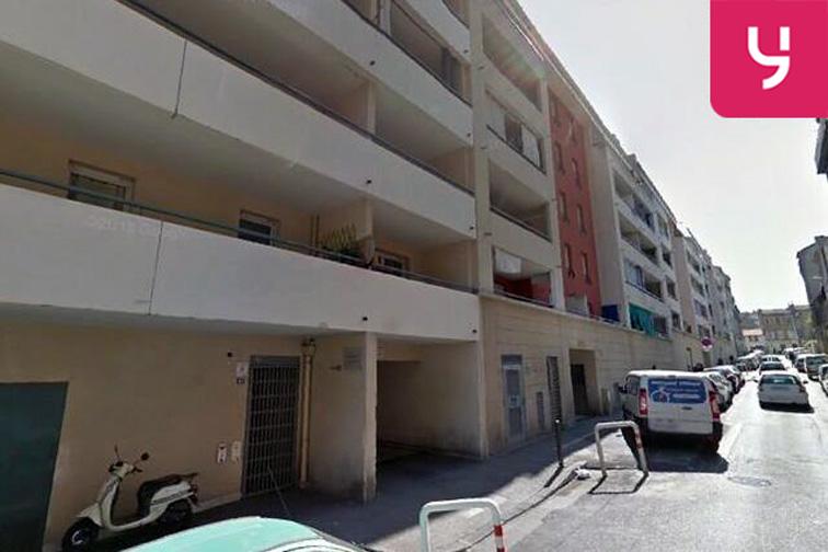 Parking Belle de Mai - Boulevard Boues - Marseille sécurisé