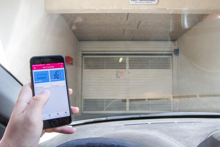 location parking Belle de Mai - Boulevard Boues - Marseille