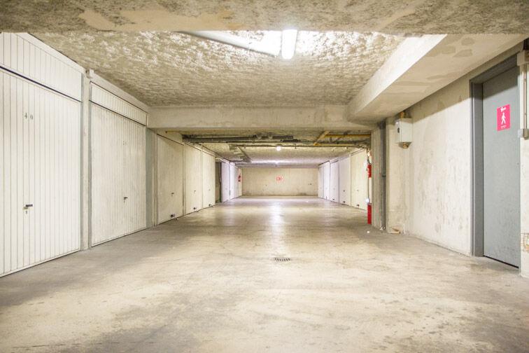 Parking Belle de Mai - Boulevard Boues - Marseille souterrain