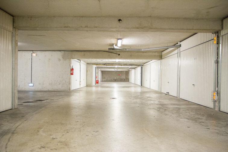 Parking Belle de Mai - Boulevard Boues - Marseille 24/24 7/7