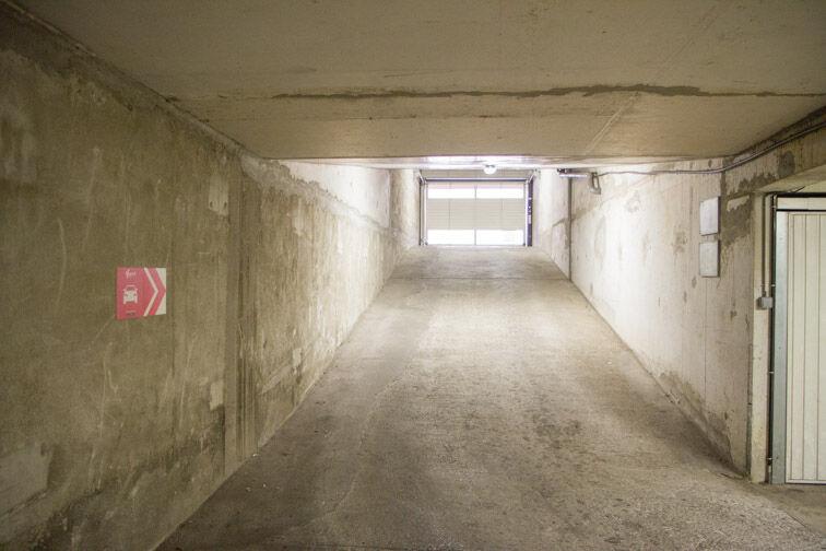 Parking Belle de Mai - Boulevard Boues - Marseille gardien