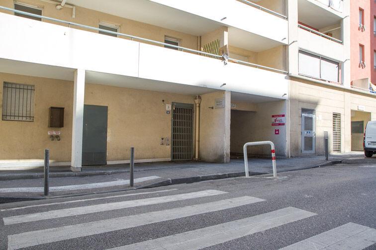 Parking Belle de Mai - Boulevard Boues - Marseille location mensuelle