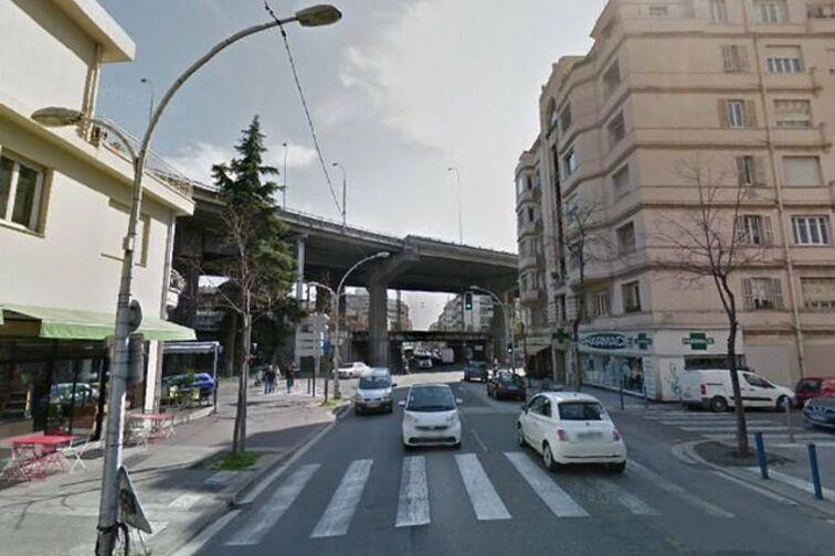 Parking Gare de Nice Ville gardien