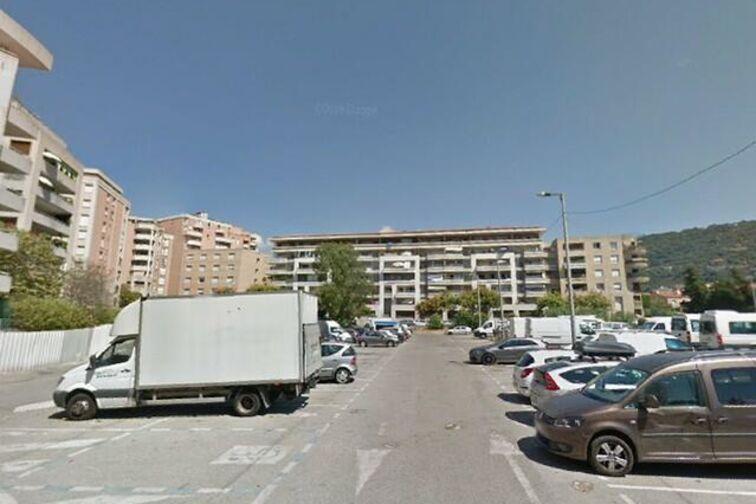 Parking Rue Maréchal Vauban - Saint Roch - Nice location mensuelle