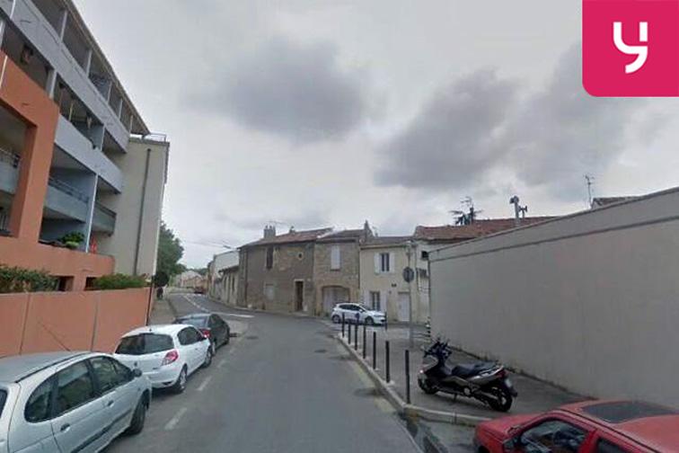 Parking Cimetière Saint-Baudile - Nîmes garage