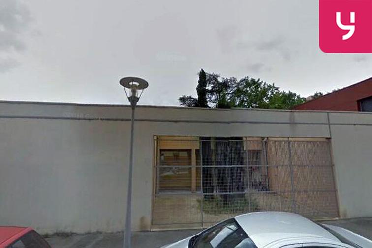 Parking Cimetière Saint-Baudile - Nîmes 47 rue de Grezan