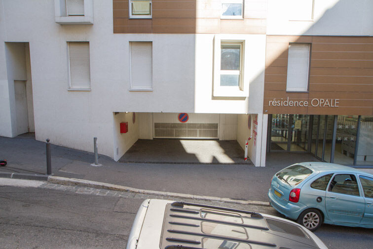 Parking Gare de Marseille Saint Charles en location