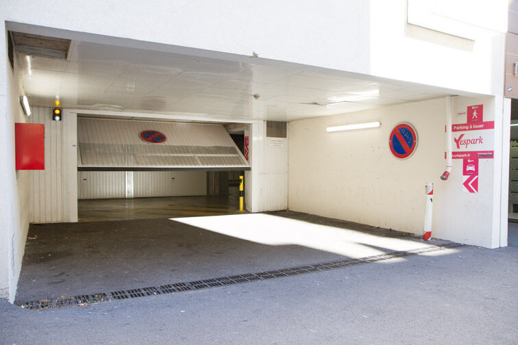 location parking Gare de Marseille Saint Charles