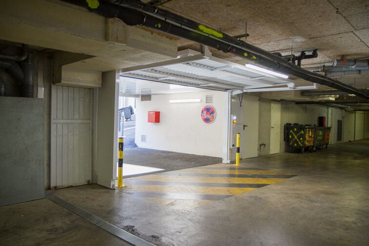 Parking Gare de Marseille Saint Charles sécurisé