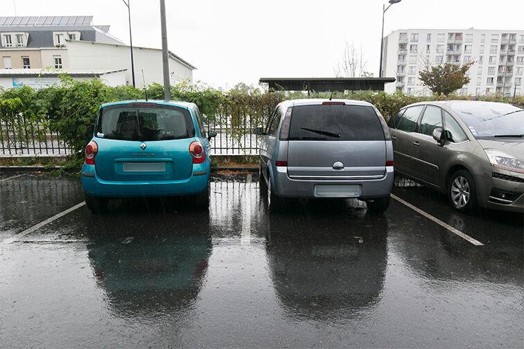 Parking Collège Departemental Georges politzer - Dammarie-les-Lys Dammarie-les-Lys