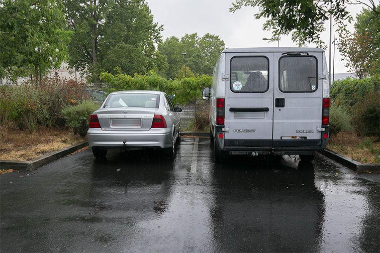Parking Collège Departemental Georges politzer - Dammarie-les-Lys 24/24 7/7