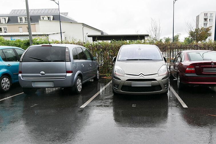 Parking Collège Departemental Georges politzer - Dammarie-les-Lys 60 rue de la Grande Pièce Du Lys