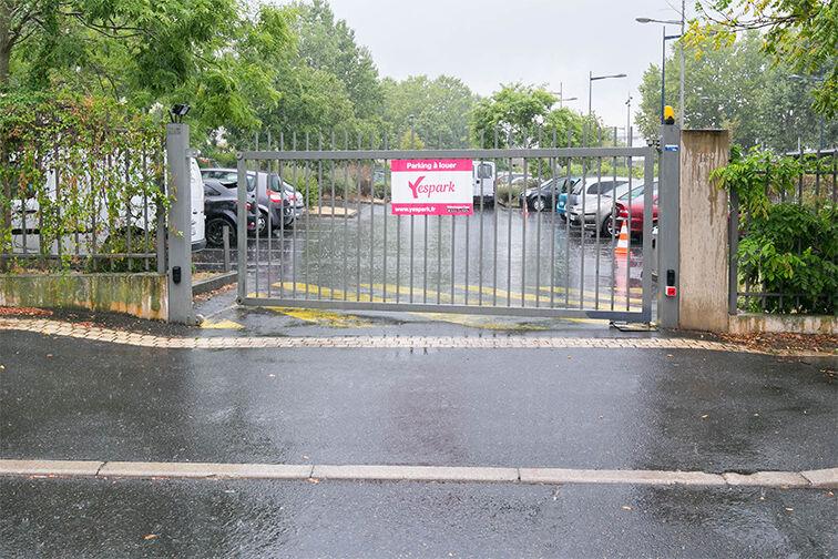 Parking Collège Departemental Georges politzer - Dammarie-les-Lys sécurisé