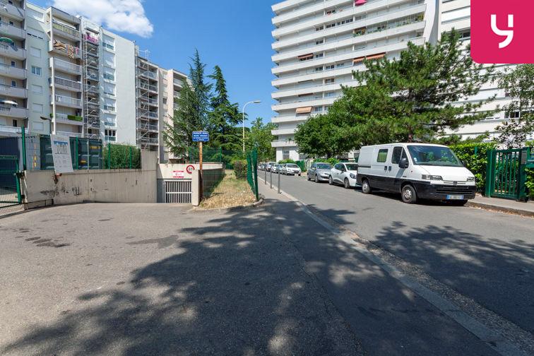 Parking Parc Blandan (Place double) garage