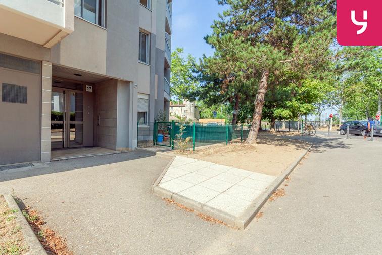 Parking Parc Blandan (Place double) 69007