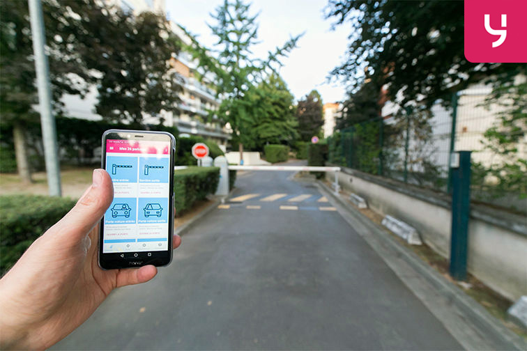 location parking Boulevard General Leclerc - Neuilly-sur-Seine (place moto)