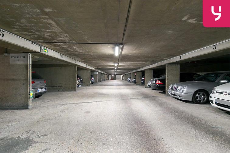Parking Boulevard General Leclerc - Neuilly-sur-Seine (place moto) 92200