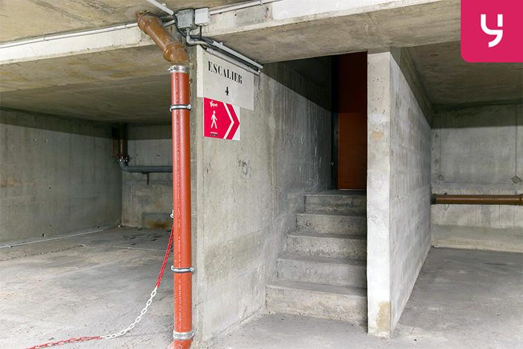 Parking Boulevard General Leclerc - Neuilly-sur-Seine (place moto) sécurisé