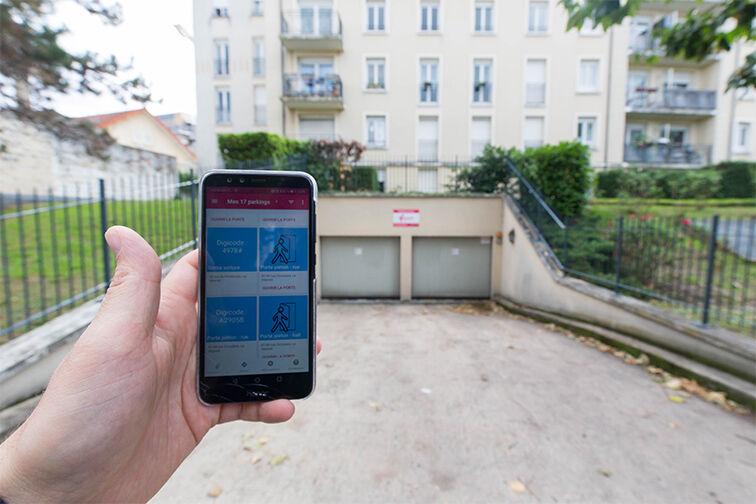 location parking Place de la République - Le Vésinet