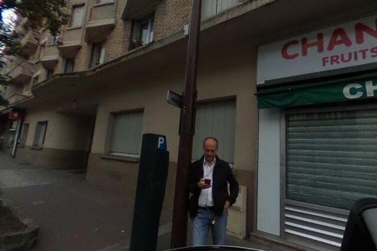 Parking Gare de Versailles Chantier sécurisé