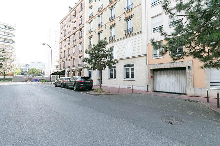 Parking Centre commercial Bercy 2 - Charenton-le-Pont caméra