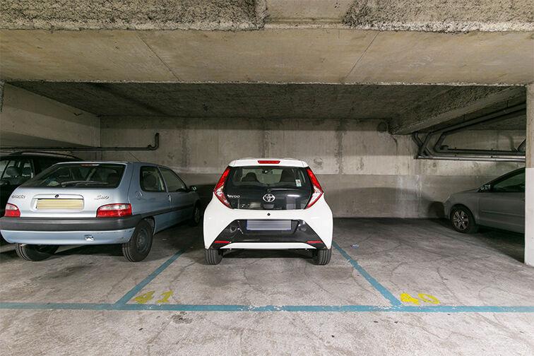 Parking Centre commercial Bercy 2 - Charenton-le-Pont box