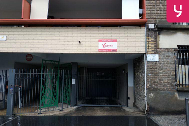 location parking Centre-ville de Saint-Ouen