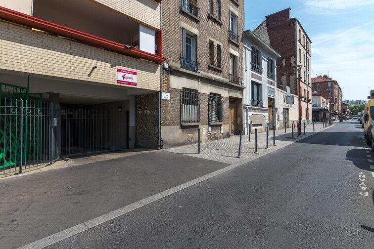 Parking Centre-ville de Saint-Ouen en location