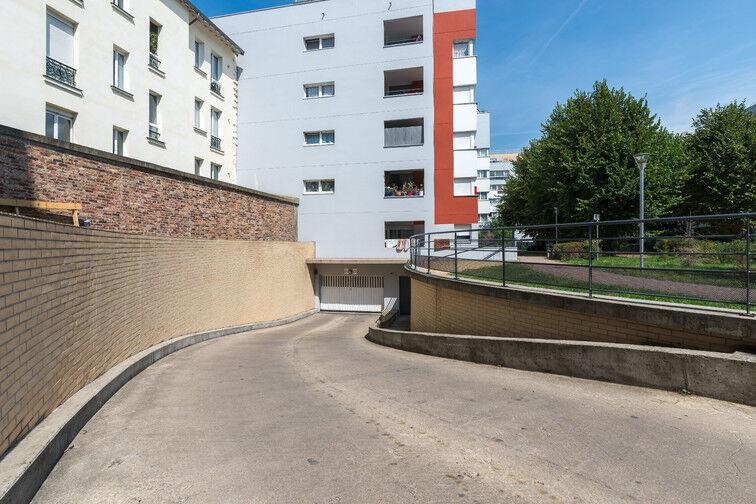 Parking Centre-ville de Saint-Ouen location mensuelle