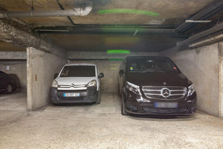 Parking Centre-ville de Saint-Ouen box