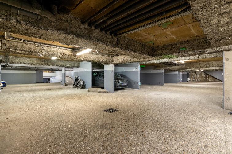 Parking Centre-ville de Saint-Ouen 1 rue Lécuyer