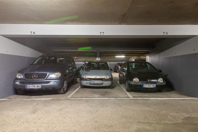 Parking Centre-ville de Saint-Ouen gardien