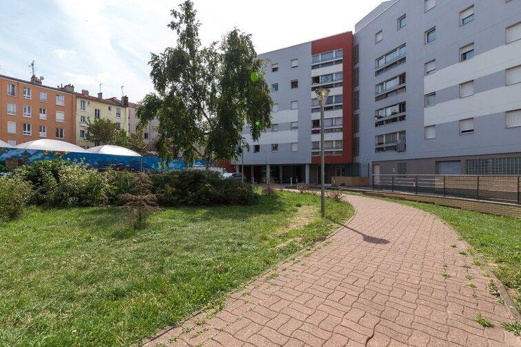 Parking Centre-ville de Saint-Ouen garage