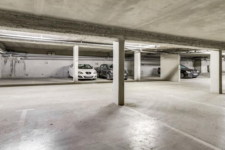 Parking Mairie de Crosne sécurisé