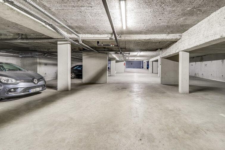 Parking Mairie de Crosne 91560