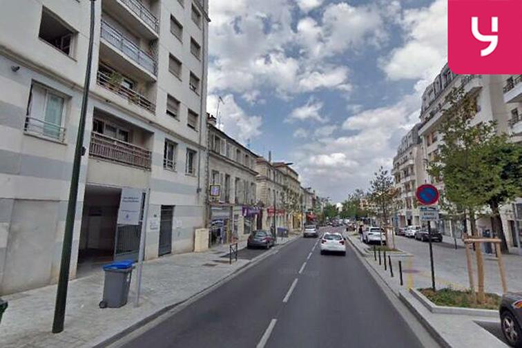 Parking Mairie - Bourg-la-Reine 116 avenue du Général Leclerc