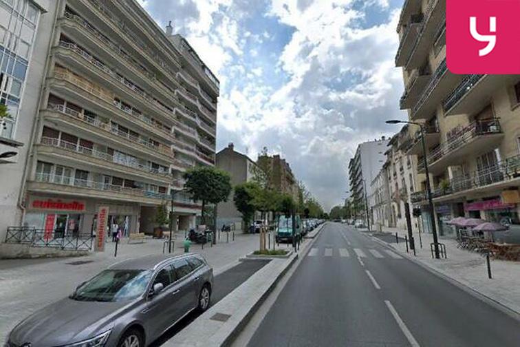 Parking Mairie - Bourg-la-Reine sécurisé