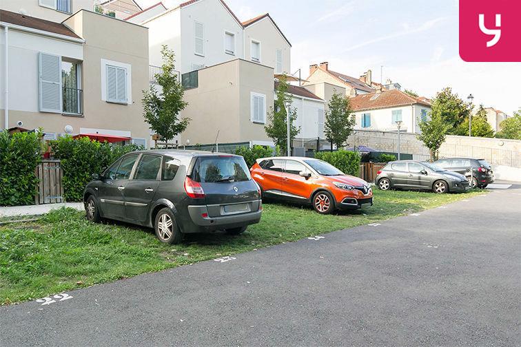 Parking Gare de Maisons Laffitte - Rue du Mesnil - Maisons-Laffitte (aérien) souterrain