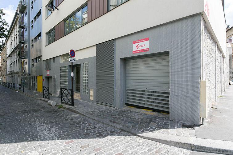 Parking Departement - Marx Dormoy (droite) en location