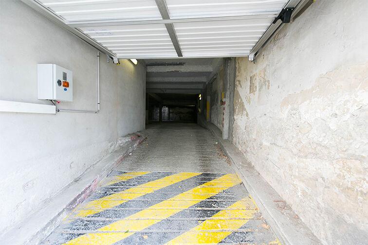 Parking Departement - Marx Dormoy (droite) sécurisé