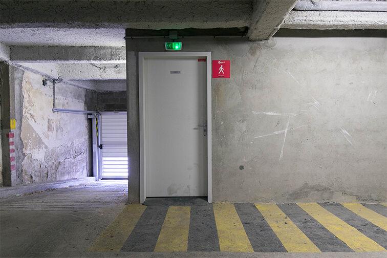 Parking Departement - Marx Dormoy (droite) location mensuelle