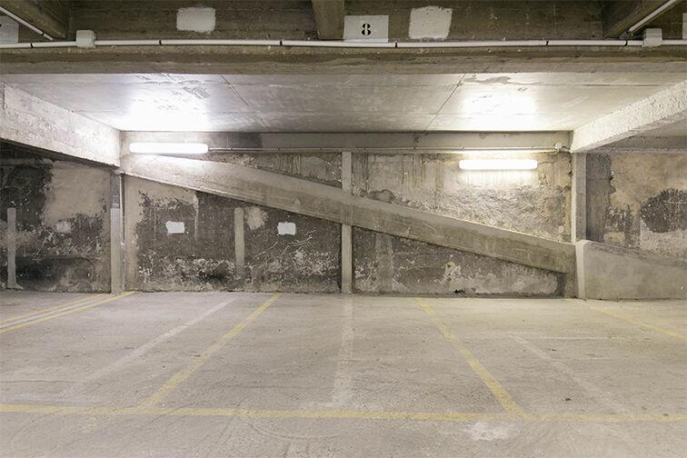 Parking Departement - Marx Dormoy (droite) 75018