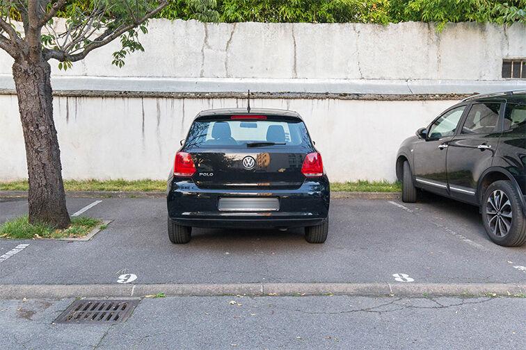 Parking Ecole Primaire La Pie Saint Maur - Saint-Maur-des-Fossés caméra