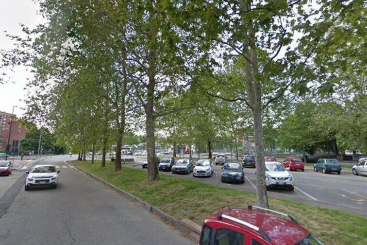 Parcheggio Torino - Corso Cincinnato telecamera
