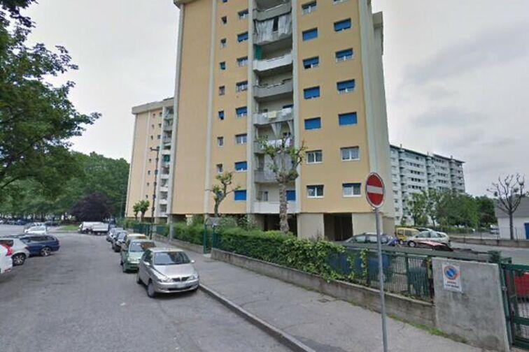 Parcheggio Torino - Giovanni Pacini guardiano