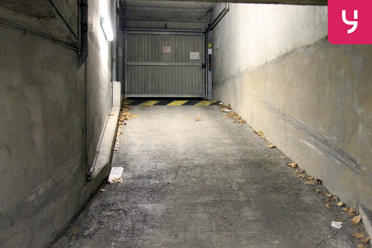 location parking Jourdain